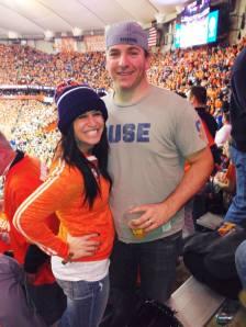 Syracuse vs. Duke 2/1/14
